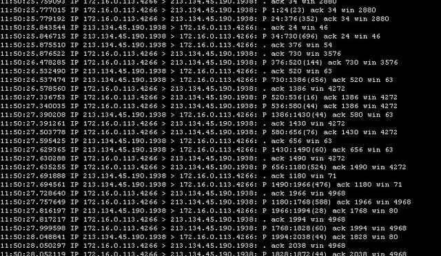 tcpdump: Co musí každý síťař znát!