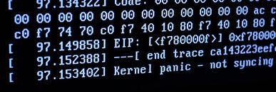 Linux: Automatický restart kernel panic a notifikace