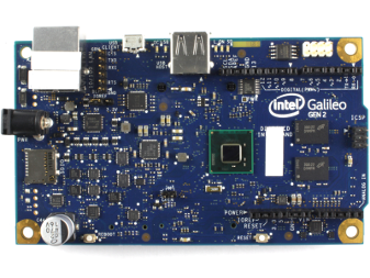 Windows 10 IoT Core: Intel Galileo (x86)