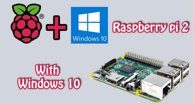 Windows 10 IoT: Raspberry Pi 2, MinnowBoard Max, Intel Galileo