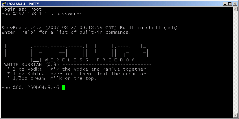 Kompilace OpenWrt pro ARM, Raspberry Pi