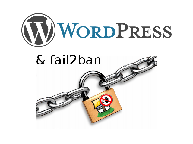 WordPress fail2ban