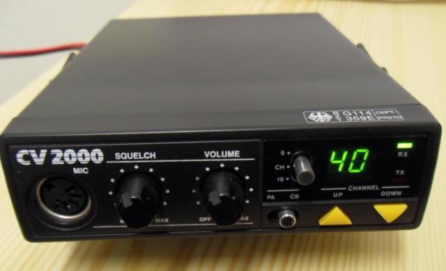 CB stanice CV2000