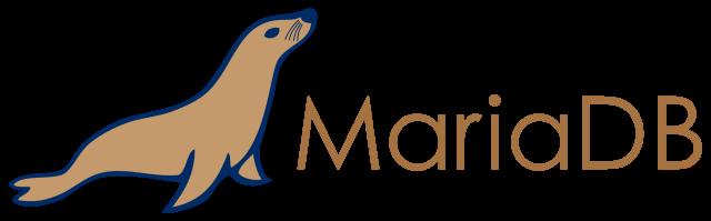 Relační databáze MariaDB.