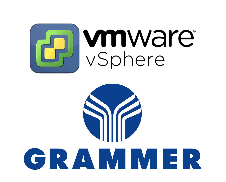 Realizováno ! Upgrade serverů VMware vSphere Grammer CZ Tachov